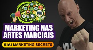 Marketing nas Artes Marciais!