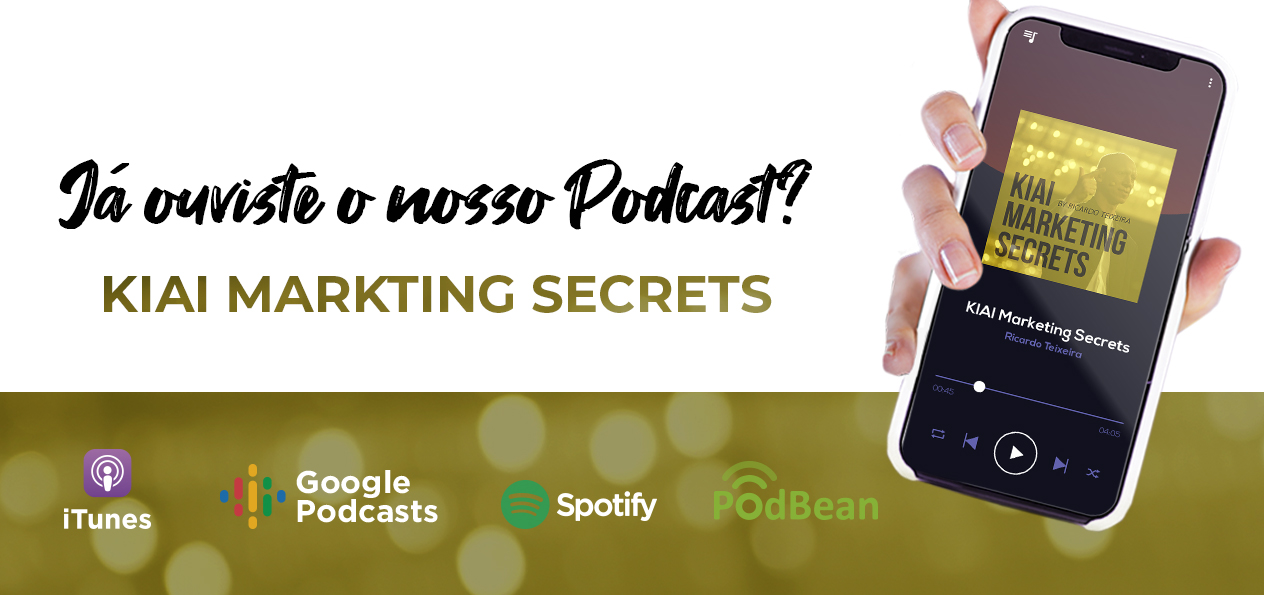 Kiai Markting Secrets - Podcast